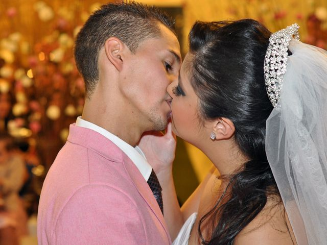 O casamento de Luana e André