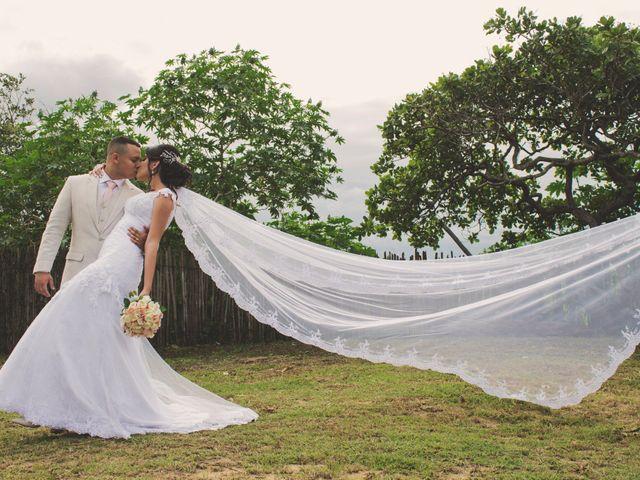 O casamento de Sabrina e Pedro