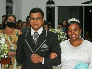 O casamento de Elieser Martins da Silva e Celina Francisca da Silva Martins 1