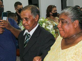 O casamento de Elieser Martins da Silva e Celina Francisca da Silva Martins 2