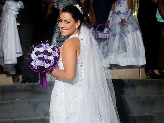 O casamento de Leila e Delvair 2