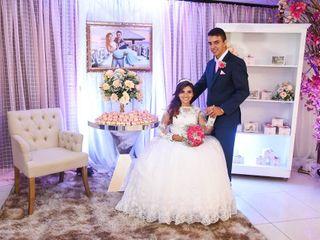 O casamento de Orineide e Valter