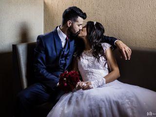 O casamento de Sabrina e Jeferson