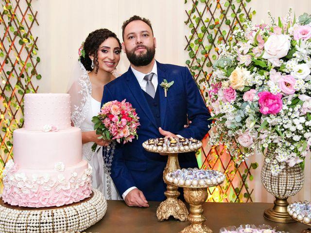 O casamento de Daniel e Angélica
