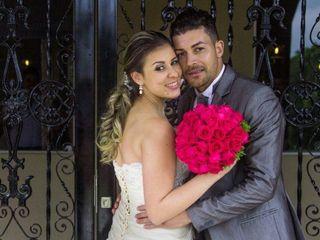 O casamento de Gisele e Tony 1