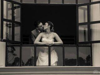 O casamento de Gisele e Tony