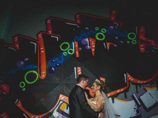 O casamento de Adriana e Rogério