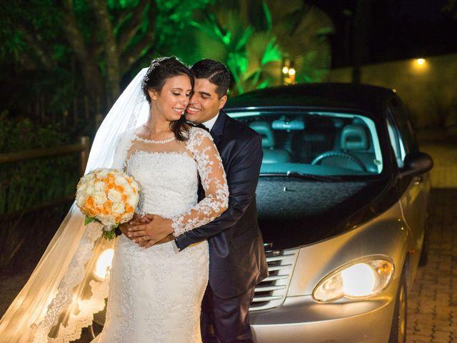 O casamento de Anderson e Bruna