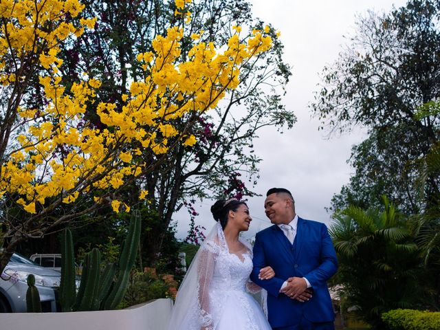 O casamento de Tiffany e Eberson