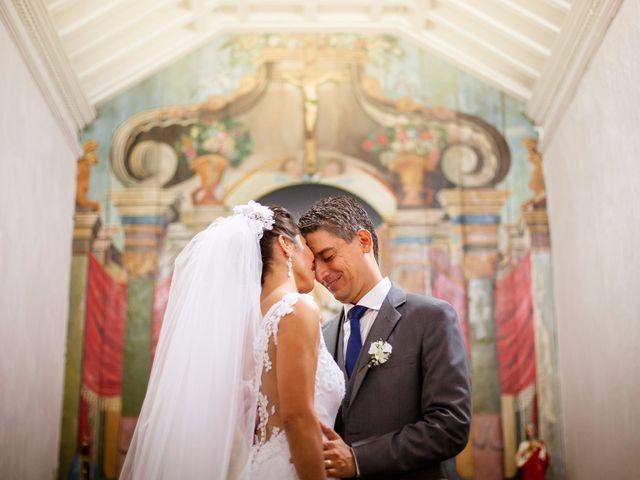 O casamento de Yone e Wagner