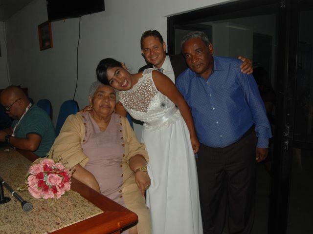 O casamento de Lucas e Jamile em Simões Filho, Bahia 3