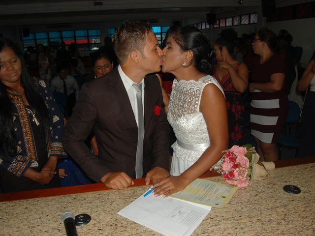 O casamento de Lucas e Jamile em Simões Filho, Bahia 1