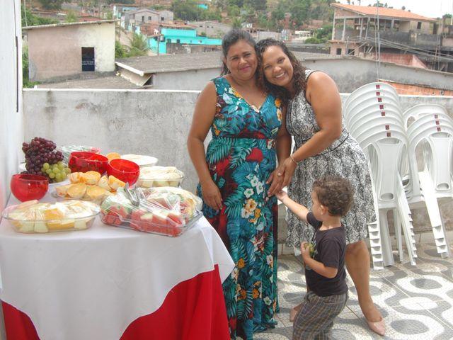 O casamento de Lucas e Jamile em Simões Filho, Bahia 10