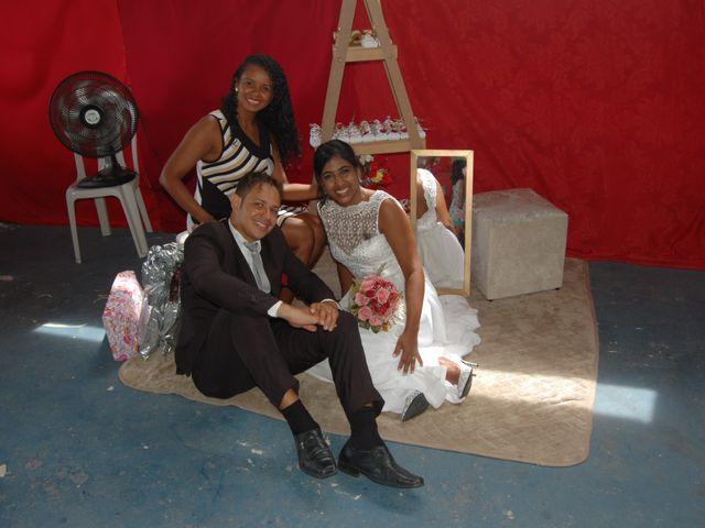 O casamento de Lucas e Jamile em Simões Filho, Bahia 17