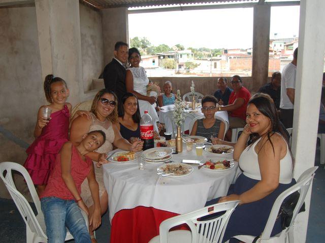 O casamento de Lucas e Jamile em Simões Filho, Bahia 18