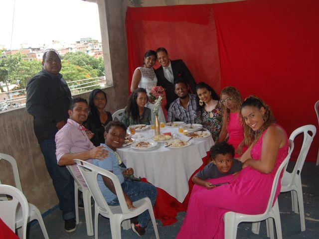 O casamento de Lucas e Jamile em Simões Filho, Bahia 19