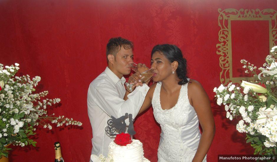 O casamento de Lucas e Jamile em Simões Filho, Bahia