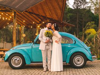 O casamento de Ana Clara e Rodrigo