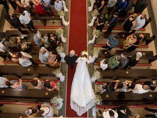 O casamento de Raquel e Diego