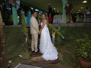 O casamento de Vanessa e Elcir