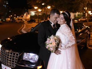 O casamento de Izabella e Mateus