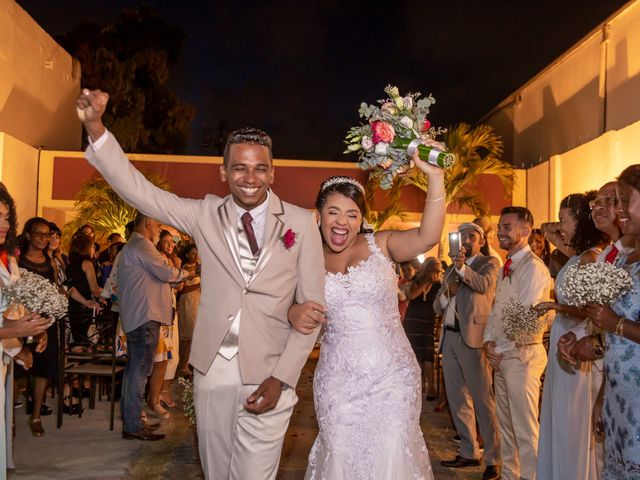 O casamento de Alany e Anderson