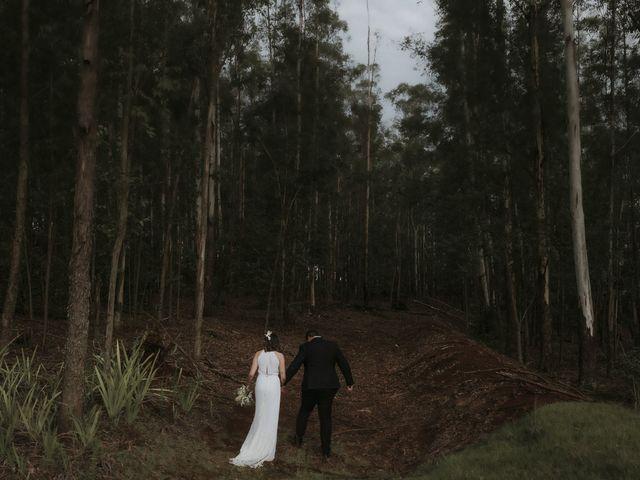 O casamento de Barbara e Matheus