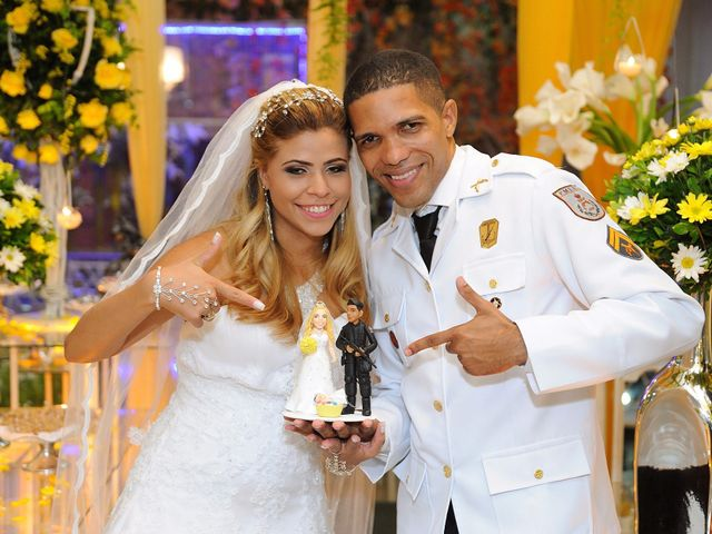 O casamento de Ingrid e Ricardo
