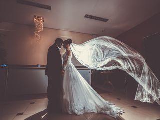 O casamento de Kelly e Tiago
