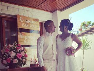 O casamento de Lidiane e Diego