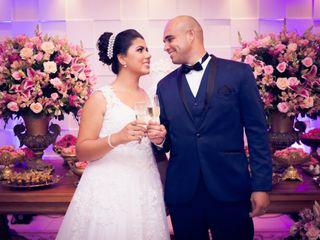 O casamento de Beatriz e Alex Júnior