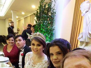 O casamento de Kauane  e Lucas 1