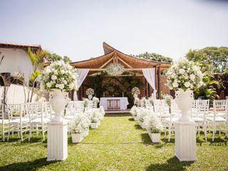 O casamento de Viviane e Jonatas 1