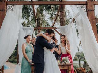 O casamento de Natália e Bernardo
