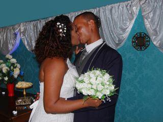 O casamento de Kelly e Roberto