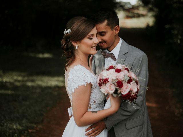 O casamento de Jessica e Gilmar