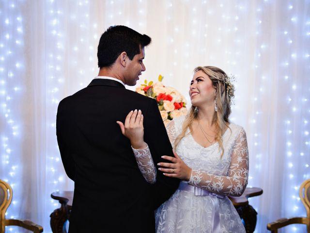 O casamento de Amanda e Jonathan
