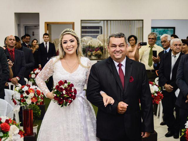 O casamento de Jonathan e Amanda em Cuiabá, Mato Grosso 2