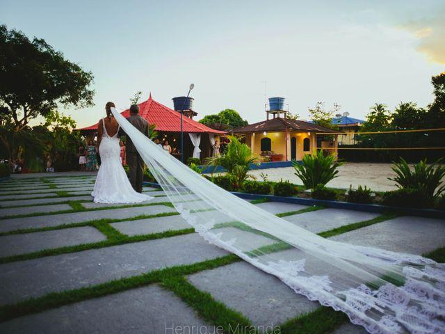 O casamento de Rodrigo e Eveline em Manaus, Amazonas 2