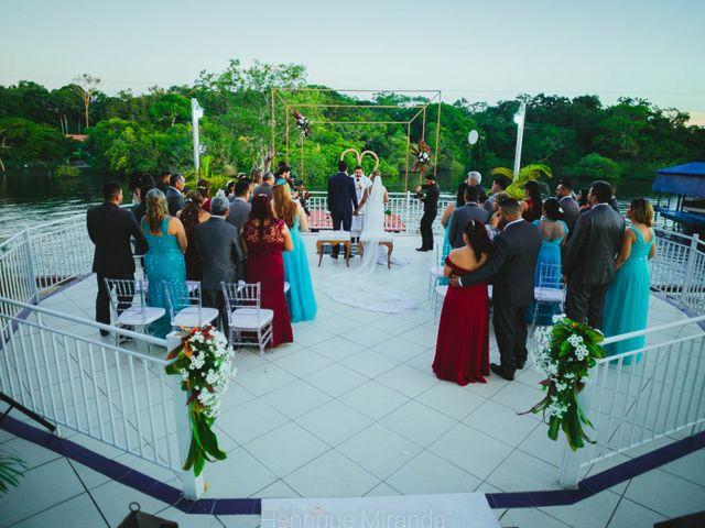 O casamento de Rodrigo e Eveline em Manaus, Amazonas 3
