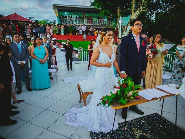O casamento de Rodrigo e Eveline em Manaus, Amazonas 5
