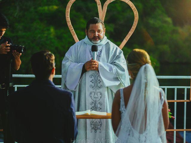 O casamento de Rodrigo e Eveline em Manaus, Amazonas 6