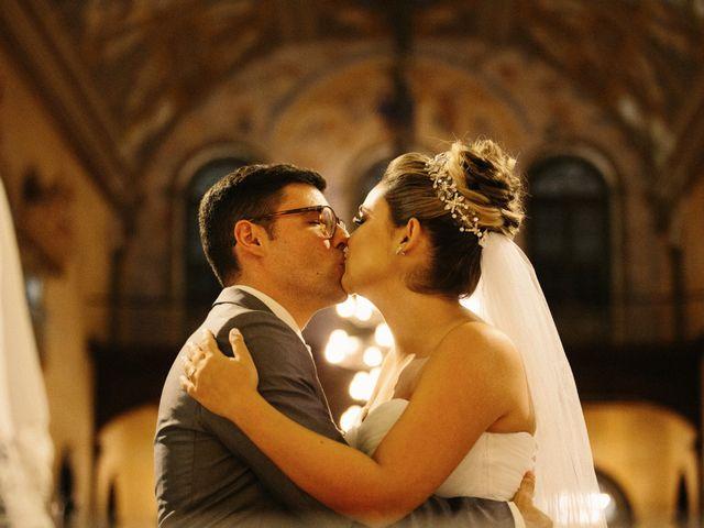 O casamento de Carolina e Técio