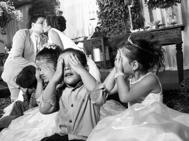 O casamento de Pamella e Felipe