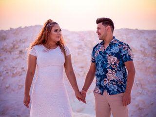 O casamento de Gustavo e Leonara 1