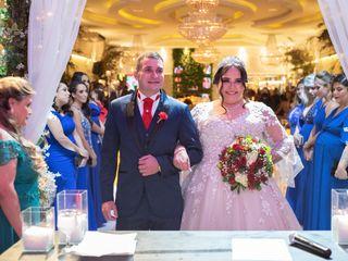 O casamento de Dayana e Jonathan