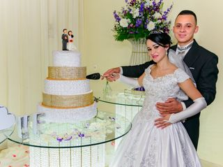 O casamento de Tais e Leandro