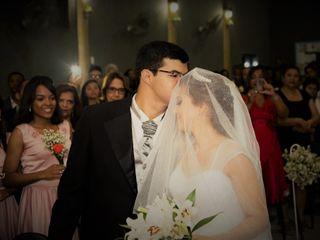 O casamento de Alyna e Júnior