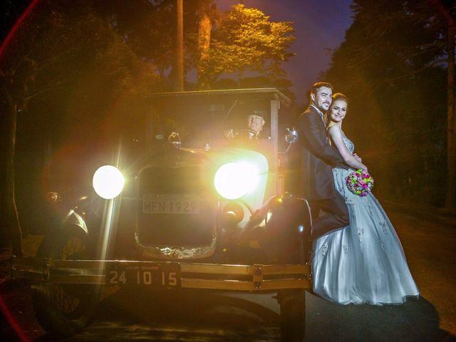 O casamento de Lilian e Eduardo