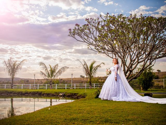O casamento de Leonara e Gustavo em Brasília, Distrito Federal 22
